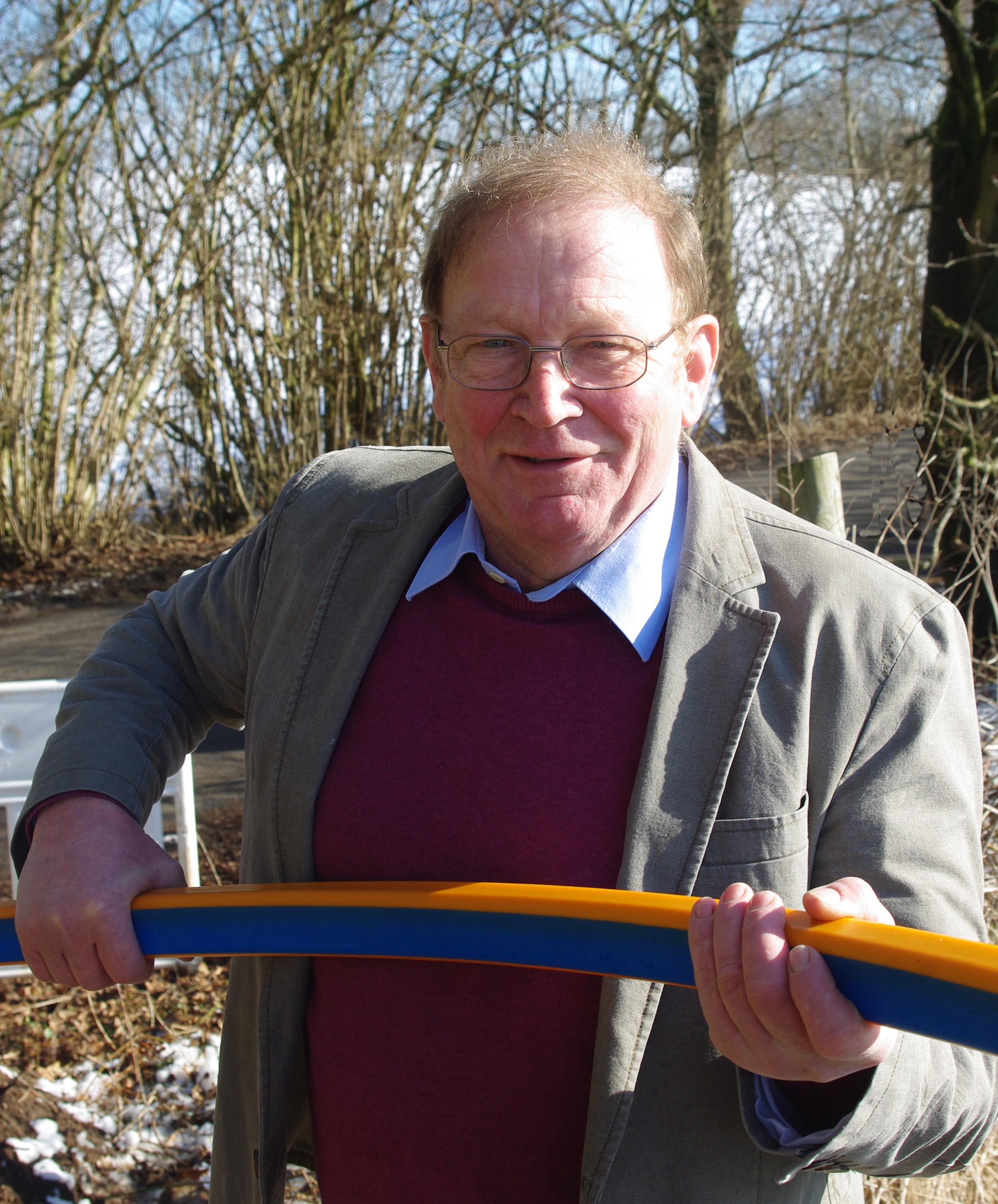 Bürgermeister: Johannes Hintz